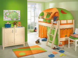 Orange And Green Bedroom Boys Room Paint Ideas With Simple Design Amaza Adorable White