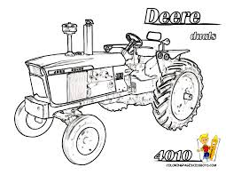 Small Picture Hardy Tractor Coloring Tractor Free John Deere Coloring Farmer