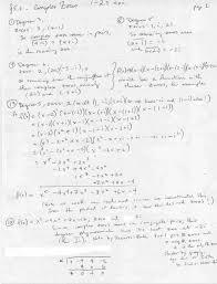 hw5 4p1 hon alg ii trig on quadratic word problems worksheet answers
