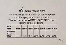 The Half Size Mystery Solved Gender Mystique