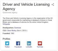 Services Number 453 Dvla Contact Customer 0844 - 0118 For