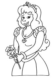 Prinses Tiana Kleurplaat Princessandthefrog81 Printable Coloring