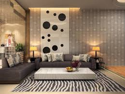 Zebra Rug Living Room Living Room Decorative Wallpaper Zebra Skin Theme Area Rug Black