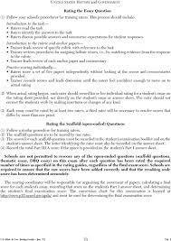 apush essay examples writing an apush essay essential tips apush 1998 dbq essay