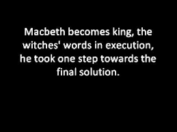 Lady Macbeth Quotes 82 Inspiration Macbeth's Rap YouTube