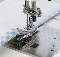 Binding Foot Sewing Machine