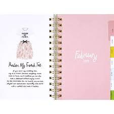 Academic Daily Planner August 2019 Calendar Us Amazon Kate Spade Academic Daily Planner
