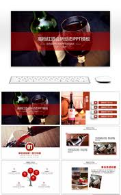 Wine Powerpoint Template 19 Imported Powerpoint Templates For Unlimited Download On Pngtree