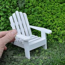 adirondack chairs mini chair awesome miniature gardening adirondack chair place card holders miniature photo frame