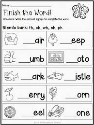 Short vowels, long vowels, consonant blends/digraphs, and advanced phonics sounds. Spring Math And Literacy Centers Plus A Freebie Kindergarten Smarts Phonics Worksheets Grade 1 Kindergarten Reading Phonics