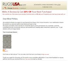 oh really sure i ll review this rug oh wait i m sorry i don t have this rug