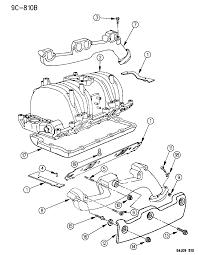 1996 jeep grand cherokee manifold intake exhaust thumbnail 1