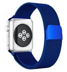 Купить <b>Ремешок EVA Milanese Loop</b> Stainless Steel для Apple ...