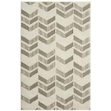 mohawk chevron arrow gray 8 ft x 10 ft area rug