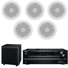 ceiling speaker 5 1 surround sound kit