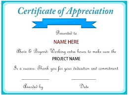 Certificate Of Recognition Wordings Certificate Of Recognition Free Design How To Make Wordings For