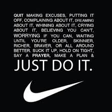 Nike Quotes Simple Nike Motivational Quotes The Top 48 Wild Child Sports