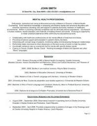 Ideas Collection Health Educator Sample Resume 23 Best Best