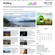 Wordpress Template Newspaper Newspaper Wp Themes Magdalene Project Org
