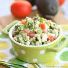 avocado and feta salsa