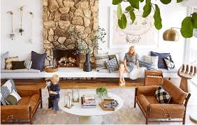 when it comes to style emily henderson has it by the bucket load the american interior design star has perfected her recognisable look