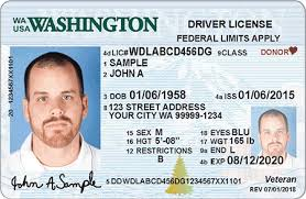 Site License Licensing Driver Designs Official dol State Wa