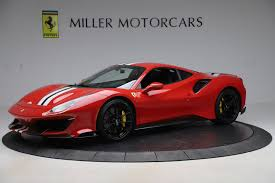 Every used car for sale comes with a free carfax report. Pre Owned 2019 Ferrari 488 Pista For Sale Special Pricing Alfa Romeo Of Westport Stock 4682