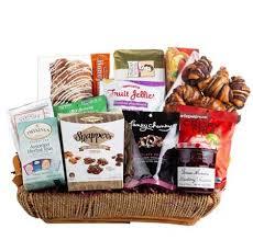 healing fort sympathy gift basket