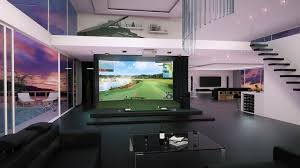 perfect simulator and best home golf simulator o
