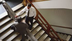 Office Stairs Office Stair Safety Bizfluent