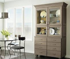 dining room cabinet. Stunning Design Dining Room Cabinets Maple In A Casual Kitchen Schrock Cabinet O
