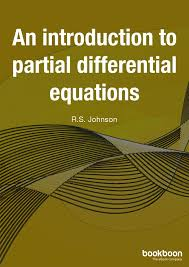 an introduction to partial diffeial equations jpg