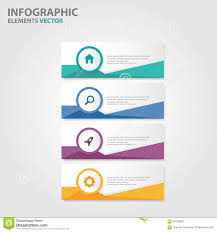 colorful label infographic elements presentation template flat colorful label infographic presentation templates flat design set for brochure flyer leaflet marketing stock photo