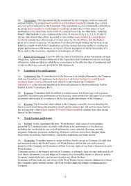 Duties Of A Marketing Consultant Download Marketing Consulting Agreement Style 3 Template For Free At