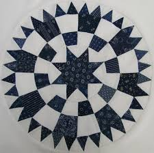 Ladies Art Quilt Company Pattern #99  Georgetown Circle