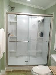 mobile home shower kits bathtub surround options mobile home shower kits baths one down to go