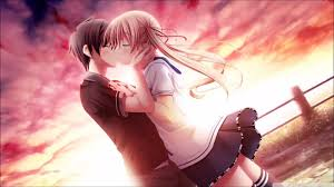 Love Couple Cute Anime Wallpapers on ...