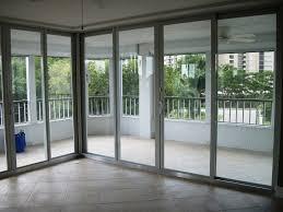 image of pgt sliding doors series