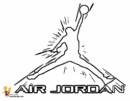 Michael Jordan Coloring Pages Coloring Home
