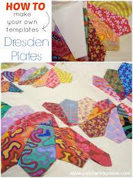 Dresden Plate Quilt Pattern Stunning Dresden Plate Quilt Block Tutorial And Template