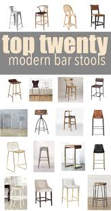 Modern Stools Designs Top 20 Modern Kitchen Bar Stools Cc And Mike Lifestyle