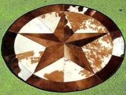 round cowhide rug cowhide rug leather cow hide steer patchwork area round carpet from grey hide
