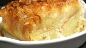 photo of coconut bread pudding by yoda
