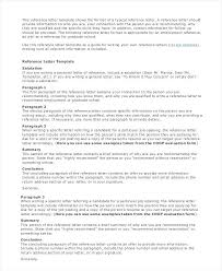 Employment Reference Letter Template Sample – Rigaud