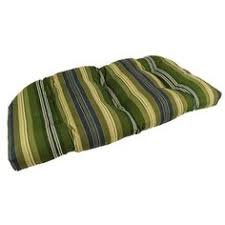 Terrasol Outdoor Elite Settee Cushion Red