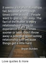 Quotes About Hard Love Stunning Love Quotes And Hard Times Hover Me