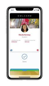 Wallet University Id Apple Student Mount Mercy