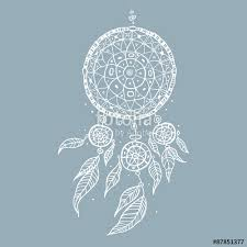 Dream Catchers Purpose Dream Catcher Decorative Vector illustration Stock image and 24