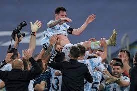 وأخيرا ميسي يفعلها لأول مرة في حياته.. الأرجنتين تفوز على البرازيل بهدف  لصفر في نهائي كوبا امريكا - وطن24