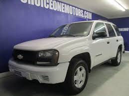 2002 Used Chevrolet Trailblazer LS 4X4 GOOD TIRES READY TO GO! at ...